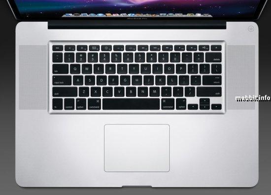 17-дюймовый MacBook Pro