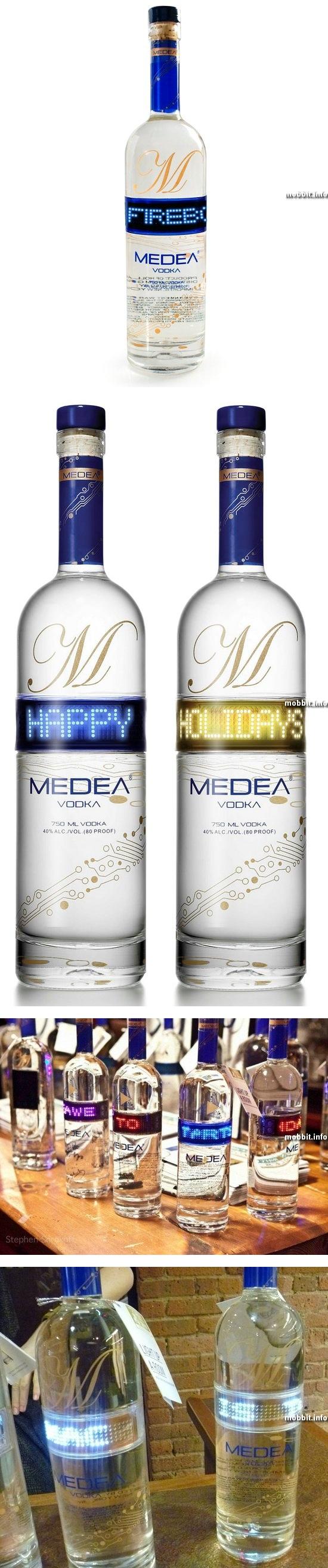 Водка Medea