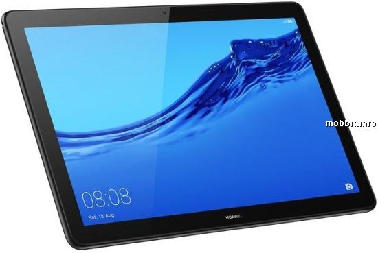 MediaPad M5 Lite 10 и T5 10
