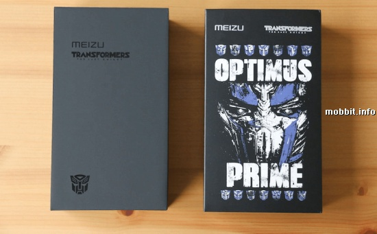 Meizu E2 Transformers Edition