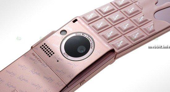 """""""Вкусные"""" дизайнерские телефоны"""