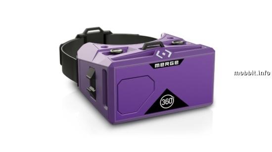 Merge VR 360°