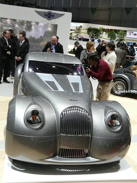 Morgan LifeCar