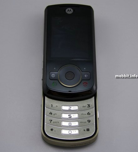 Motorola ZN5 (Motorola XPERL)