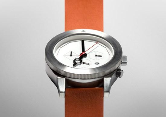 Умные сенсорные часы Mutewatch