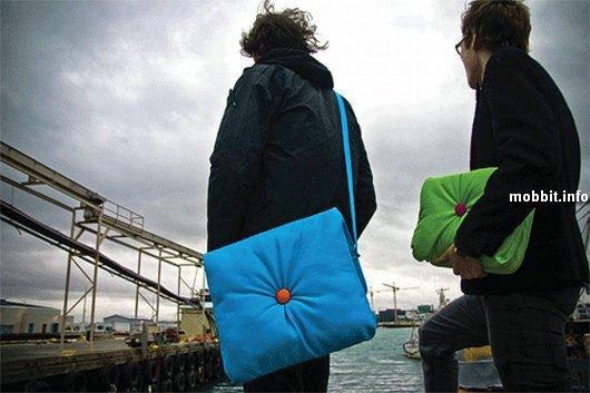 Перед вами - оригинальная сумка для ноутбуков, являющаяся по...