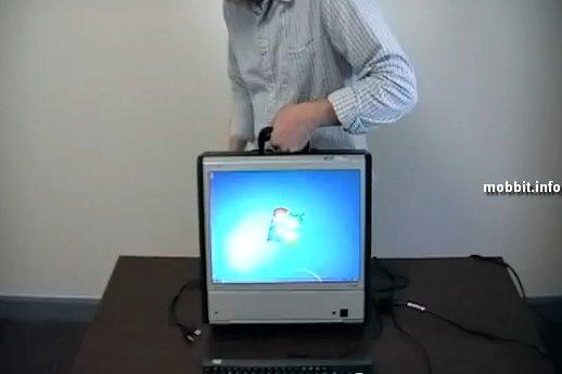 Портативный компьютер «все-в-одном» от NextComputing