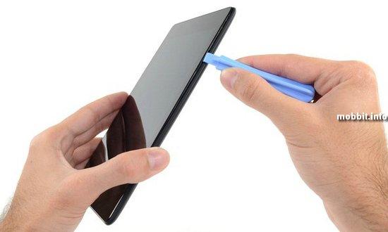 Google Nexus 7 разобран специалистами iFixit