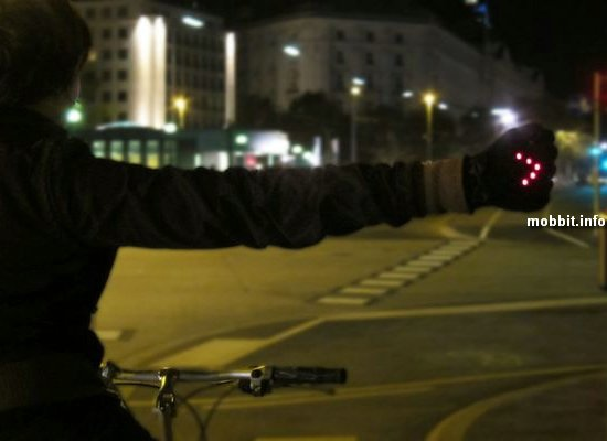 Night Biking Gloves