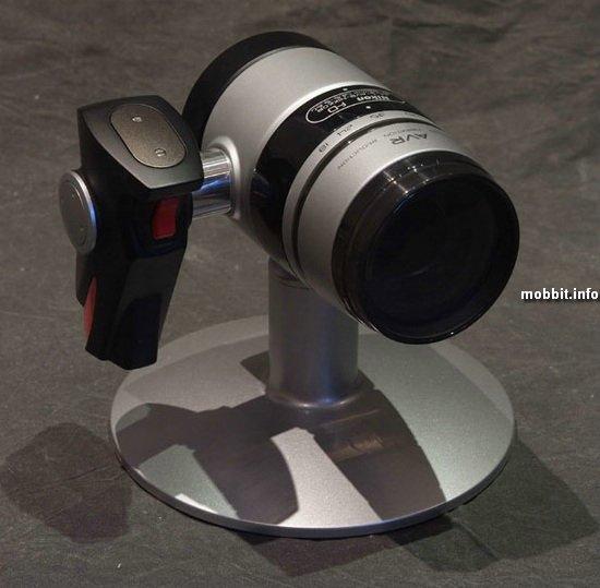 Очень необычные прототипы фотокамер Nikon