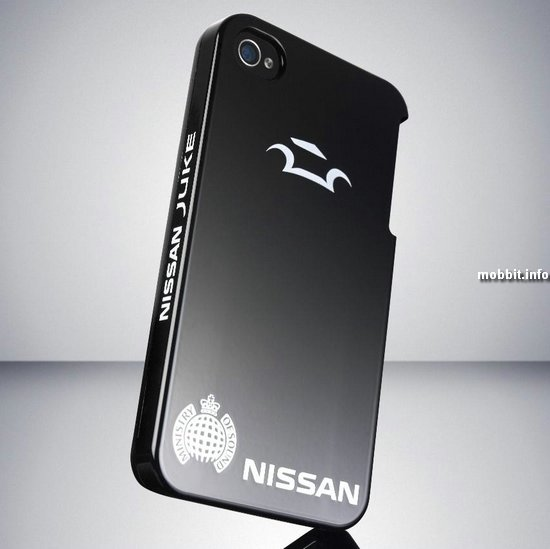 Самовосстанавливающийся чехол для смартфона от Nissan