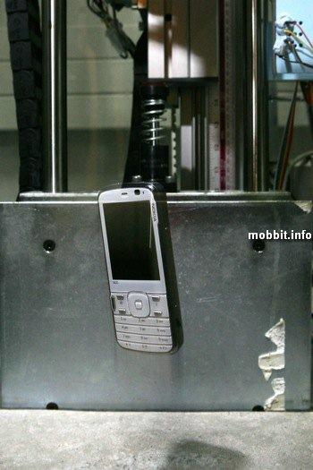 Лаборатории  Nokia по тестированию телефонов