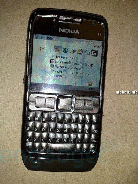 NokiaE66 и E71