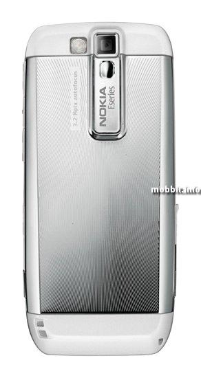 Nokia E71 и Nokia E66