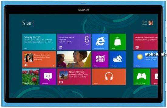 10-дюймовый планшет Nokia