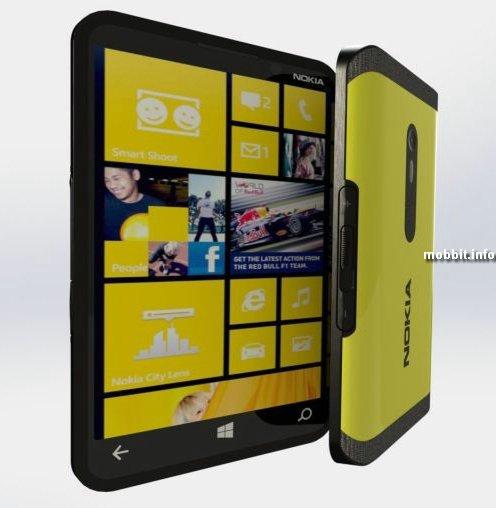 Nokia 990