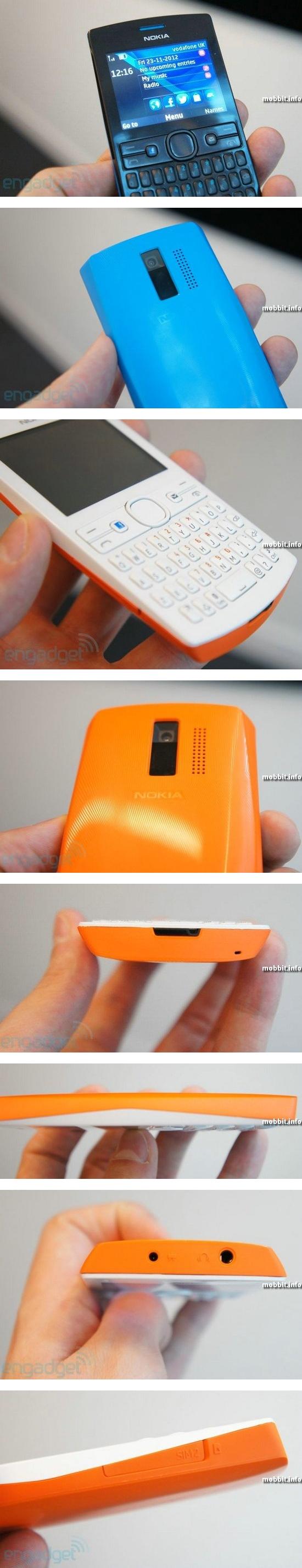 MOBBIT Your Mobility Nokia Asha 205 Nokia 206