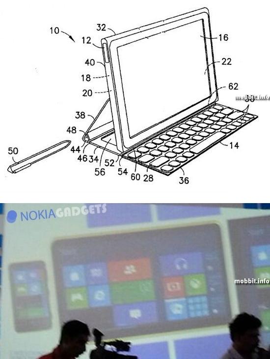Nokia готовит свой первый планшет