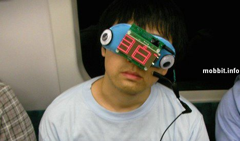 маска для сна в транспорте