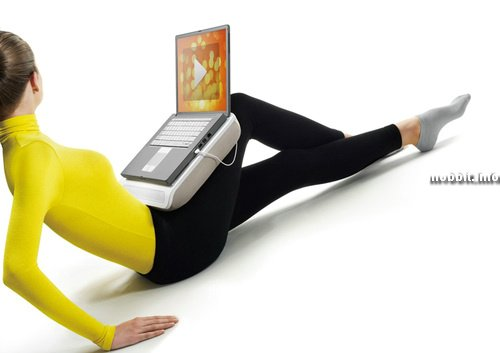 Notebook CushionSpeaker