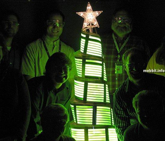 OLED-елка