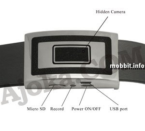 Obaba Buckle DVR