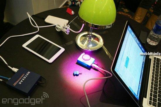 Li-Fi от Oledcomm