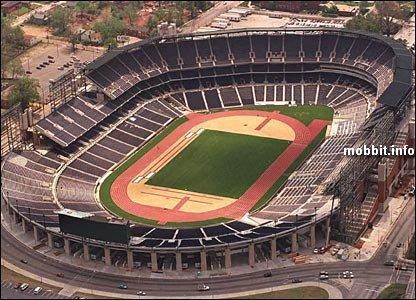 Олимпийские стадионы мира