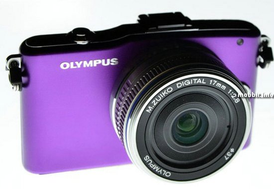 Olympus PEN E-PM1 (PEN Mini)