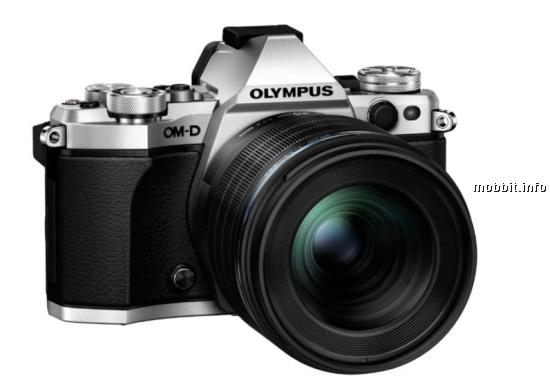 Olympus OM-D EM-1 Mark II