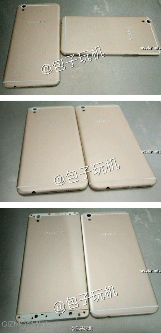 Клон iPhone 6 от Oppo