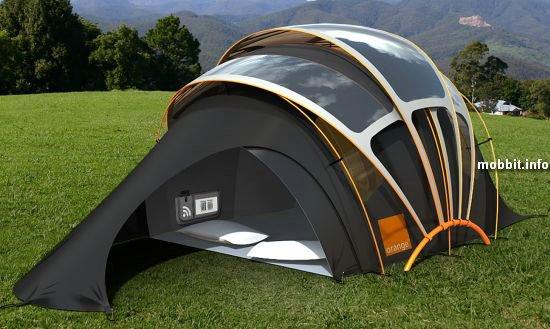 Палатка Orange