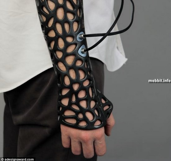 Osteoid Medical Cast