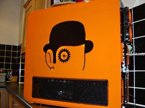 Overclocked Orange