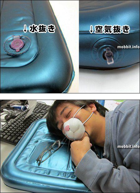 """""""Водяная кровать"""" для ноутбука"""