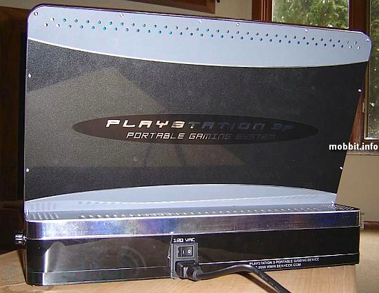 PS3 Laptop