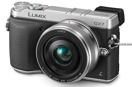 Lumix DMC-GX7