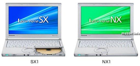 Panasonic Let's Note SX � NX Series