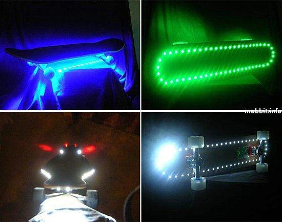 Photon-Light-Boards