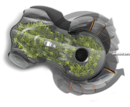 Фотосинтетический автомобиль