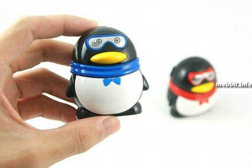 телефон-пингвин