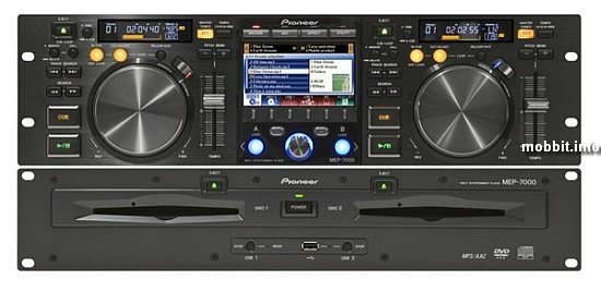 Pioneer MEP-7000 and SEP-C1