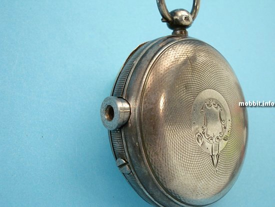 Pocket Watch Gun