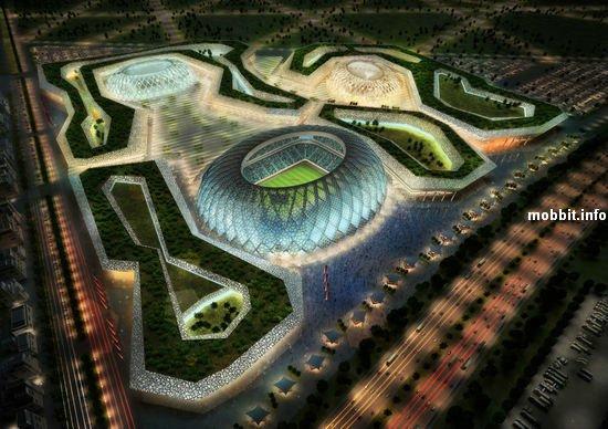 5 стадионов Катара
