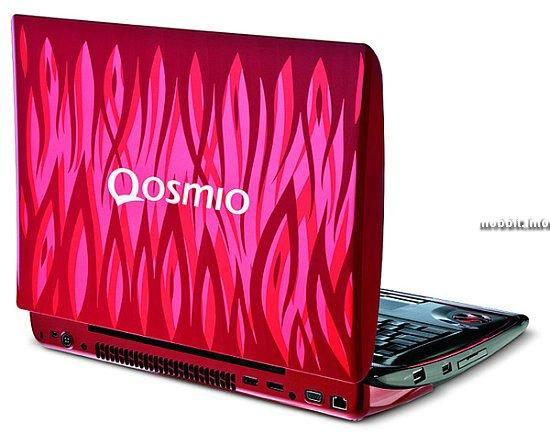 Qosmio X305-Q708