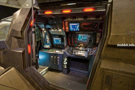 раптор из Звёздного крейсера «Галактика»