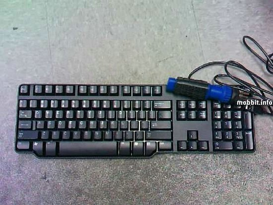 DIY Roll-Up Keyboard
