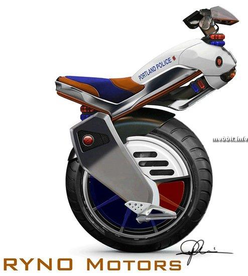 Мотоцикл Ryno Motors