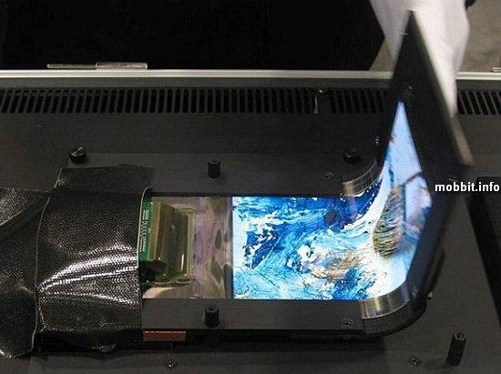 Уникальный гибкий OLED-дисплей и дисплей со сверхвысоким разрешением от SEL