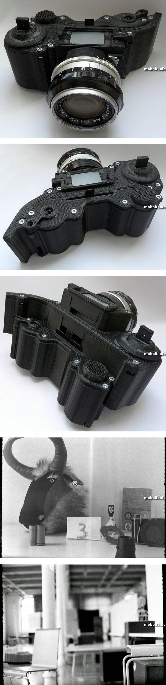 OpenReflex Camera